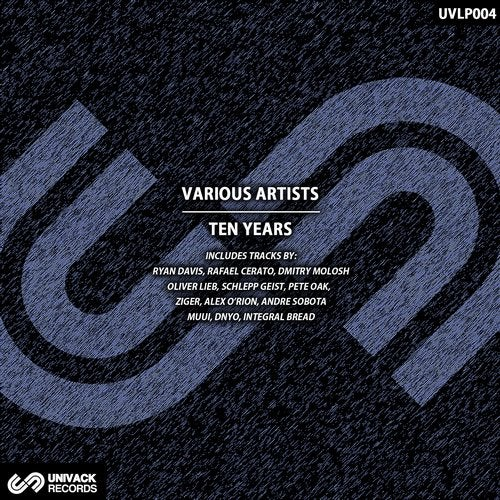 Various Artists – TEN YEARS